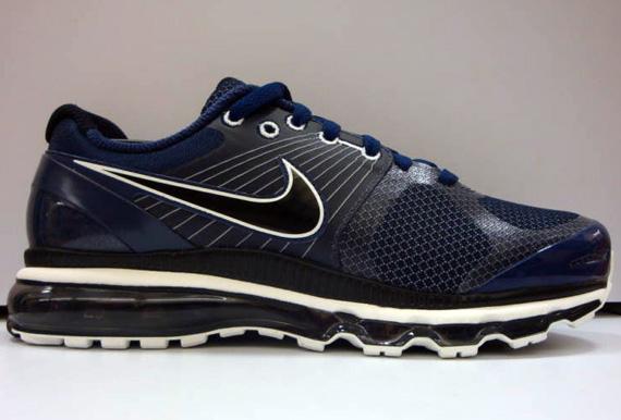 vente chaude en ligne 8b633 33473 Nike Air Max 2010 - Midnight Navy - Black - Sail ...