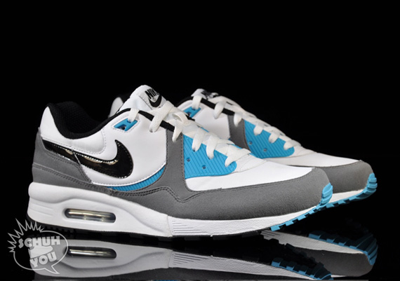 Nike Air Max Taiwind+ 5 Cool Grey Royal Blue White