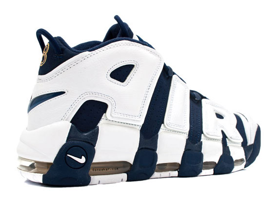 promo code 7a752 bb6f1 Nike Air More Uptempo Olympic Osneaker durable service