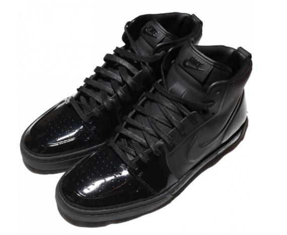 Nike Air Royal Mid - Black Patent +