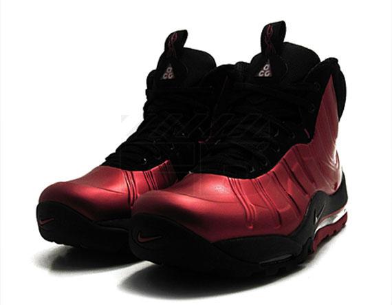 Nike ACG Bakin Posite Boot 'Cranberry