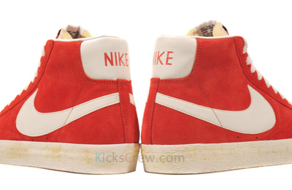 super popular 5f1c9 99a09 Nike Blazer High VNTG – Spice – Sail
