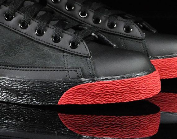 Nike Blazer SP Black Del Sol Varsity Red