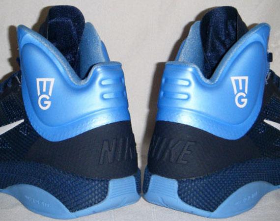 best sneakers 718c2 b77d2 Nike Zoom Hyperfuse - Manu Ginobili FIBA PE - SneakerNews.com