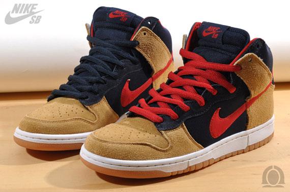 Nike SB Dunk High - 'Un-Papa Bear