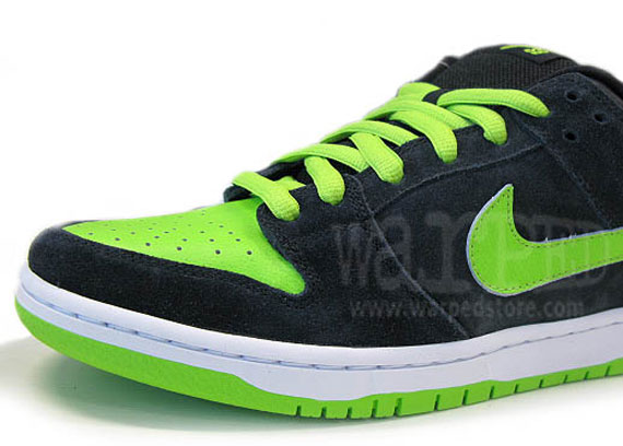 huge discount b2e6d d8604 Nike SB Dunk Low – Neon J-Pack   Summer 2011 Quickstrike ...
