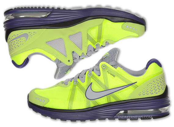 Nike WMNS Lunarmax+ - Hot Lime - Wolf Grey - SneakerNews.com 6e48b9347