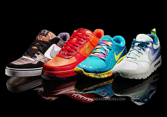 Nike x Doernbecher Freestyle 2010 Collection - Black Friday   21 ... aeb57ed631