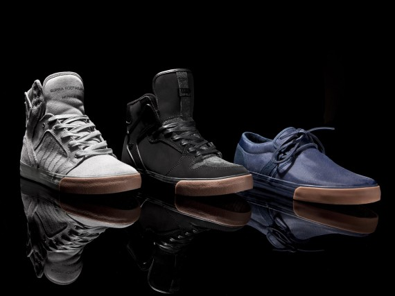 7058921f6295 free shipping Supra   Gum Pack   PickYourShoes Exclusive ...