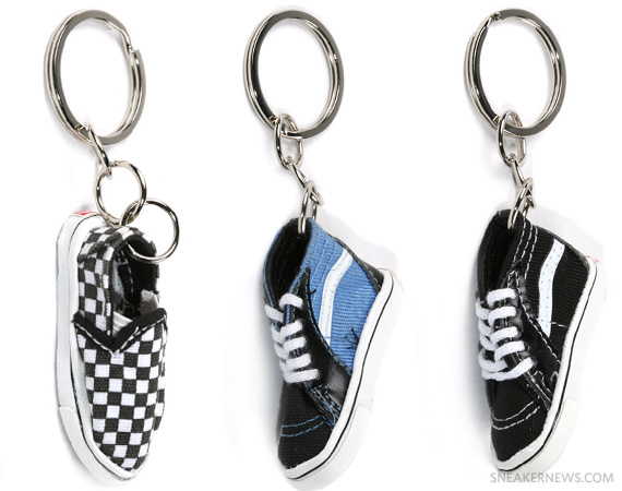 03f4af89e8 durable modeling Vans Sk8-Hi + Slip-On Keychains - s132716079 ...
