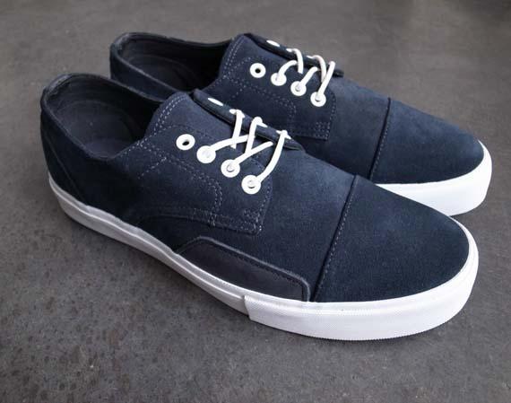 b526b22e464bb8 Luke Meier for Vans Syndicate Zero Low - Navy