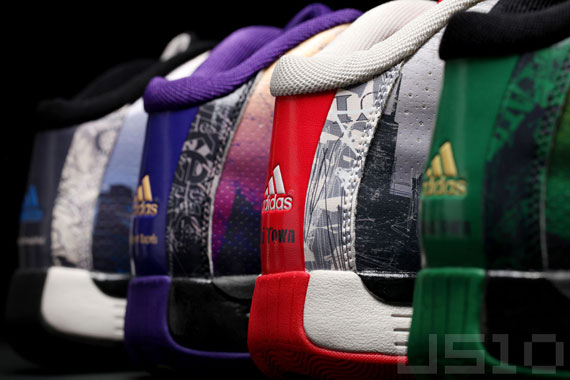 adidas Pro Model 2010 ??NBA City Pack??
