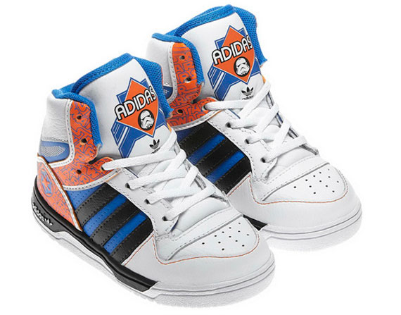 competitive price 32056 1813b ... SpringSummer 2010 adidas x Star Wars sneaker collection after the  jump. show comments