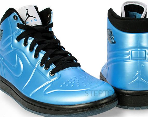 sports shoes 0d2ff 92269 Air Jordan 1 Anodized – University Blue – Black – White   Available on eBay