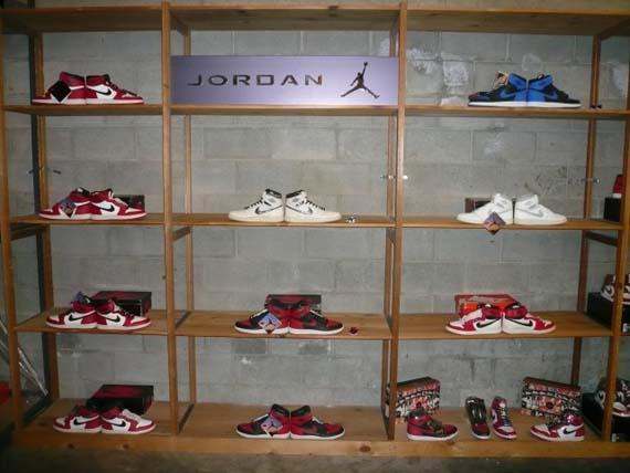 4f6ee852f1da Air Jordan 1 Original - Twelve Pair Auction on eBay - SneakerNews.com