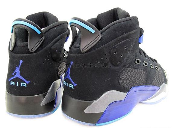 Air Jordan 23 De Noir Bleu