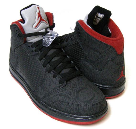 new styles 96e5f 910a3 Air Jordan Prime 5  Laser  - Black - Varsity Red   New Images ...