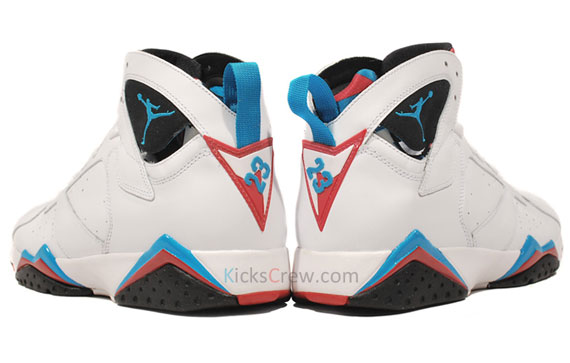 jordan 7 blue orion