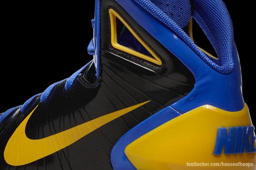 official photos e260b 5a88d Nike Hyperdunk 2010 - Stephen Curry PE   HoH - SneakerNews.com