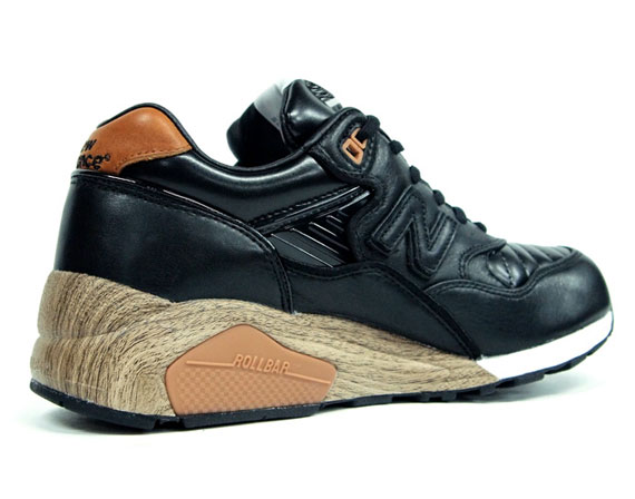 new style c230d 0fb8a mita sneakers x realmadHECTIC x New Balance MT580 – 10th Anniversary ...