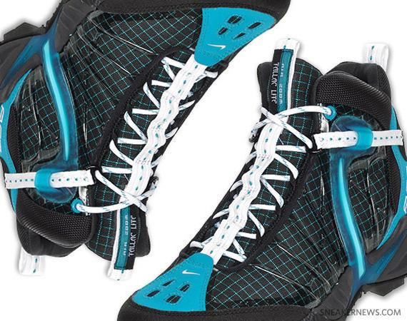 programa Clasificar Antecedente  Nike ACG Zoom Tallac Lite – Black – Glass Blue - SneakerNews.com