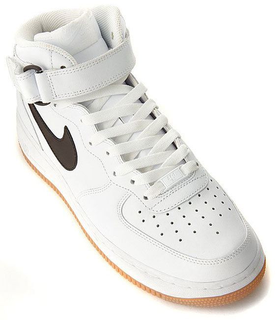 Nike Air Force 1 Mid '07 LE – White