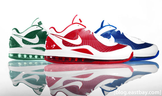 Nike Air Max 360 BB Low Spring 2011 Preview