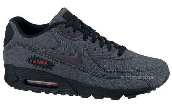 Nike Air Max 90 Classic Denim BlackDark Shadow (345188 002)