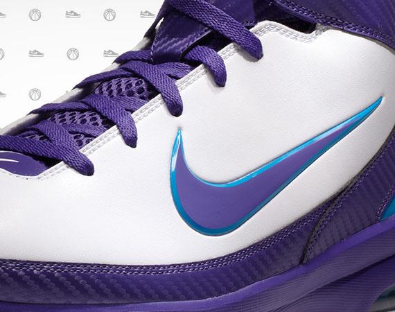 Nike Air Max Hyped – David West Hornets Home PE - SneakerNews.com 441d45b362