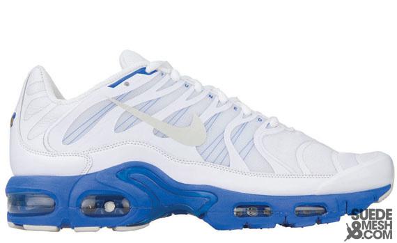 Nike Air Max Plus 1.5 - White - Jetstream - Mega Blue - SneakerNews.com 9a1babb10