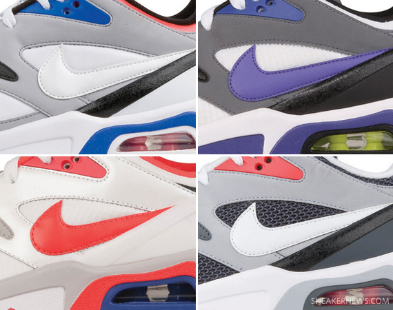 f184125034699 Nike Air Structure Triax  91 EU – New Colorways - SneakerNews.com