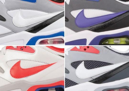 Nike Air Structure Triax  91 EU – New Colorways 48444ec6b