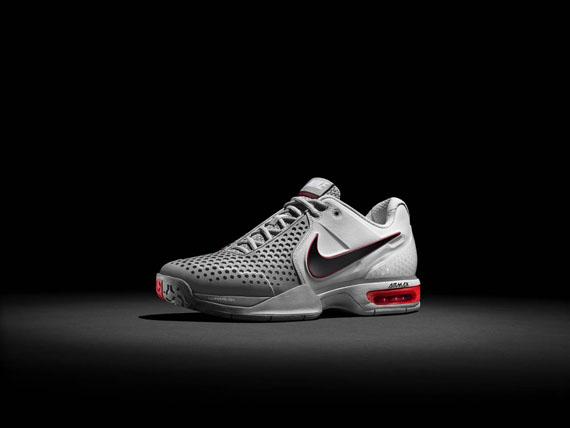 Nike Air Max Courtballistec 3.3 + 2011 Australian Open Kit