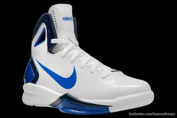 Nike Nowitzki Shoes