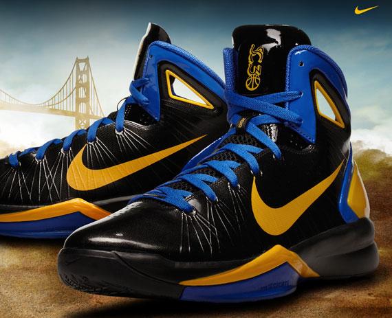 Nike Hyperdunk 2010 - Stephen Curry PE