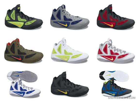 Najlepsze miejsce buty jesienne kupować nowe Nike Hyperfuse 2011 - Preview - SneakerNews.com