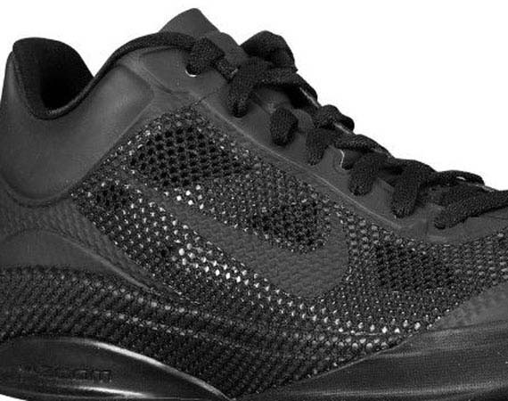 60e4410222a Nike Zoom Hyperfuse Low - Black