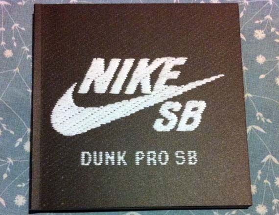 low priced 9288b 49fc7 Nike SB Dunk Pro Book 1985-2011 - Inside Look - SneakerNews.com