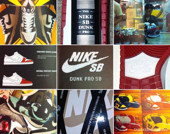 Nike Sb Dunk Pro Book 1985 2011 Inside Look