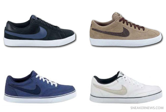 Nike SB Fall 2011 Footwear Preview