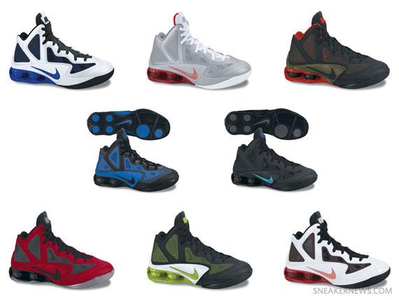 Nike Shox Hyperballer 2011 - SneakerNews.com 58bfb3a89