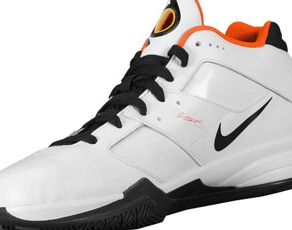 Nike Zoom KD III ??Home?? White Team Orange | New Images