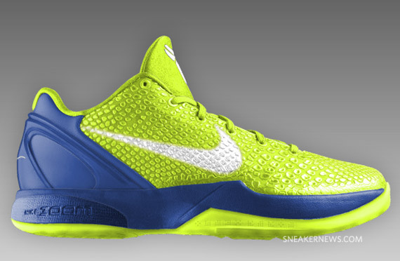 Nike Zoom Kobe VI Available on Nike iD good - s132716079.onlinehome.us 882a99ce3b