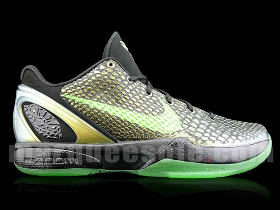 innovative design df468 3d99a Nike Zoom Kobe VI  Rice  - SneakerNews.com
