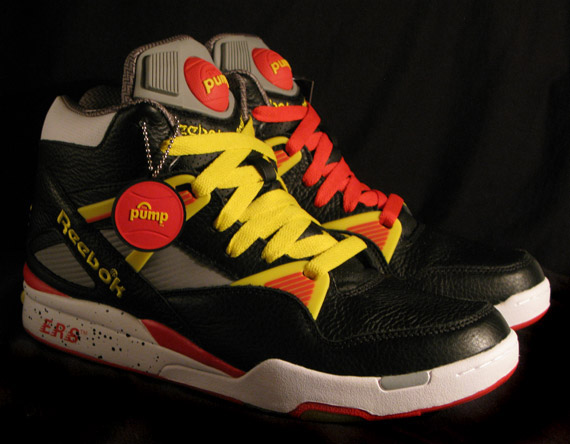 reebok omni zone pump dominique wilkins shoe