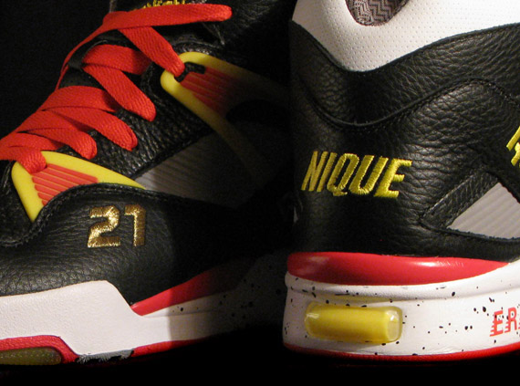 08ce146576b3 Packer Shoes x Reebok  Nique  Pump Omni Zone - Detailed Images ...