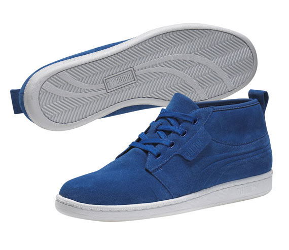 un poco Talla Leeds  Puma Hawthorne Mid – Holiday 2010 Colorways - SneakerNews.com
