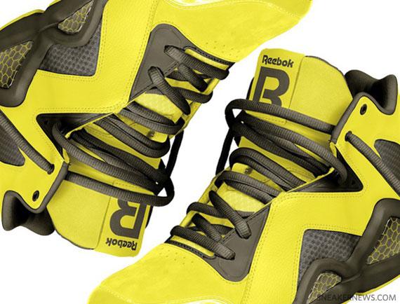 Swizz Beatz x Reebok  Black   Yellows  - SneakerNews.com 45127e074174