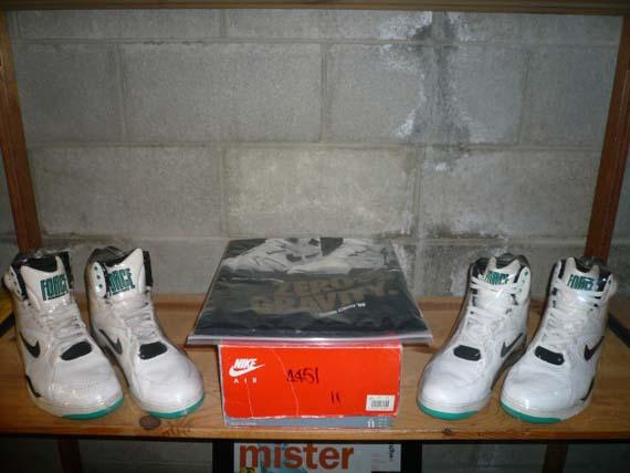Nike Pumper Sko tkI2eLO