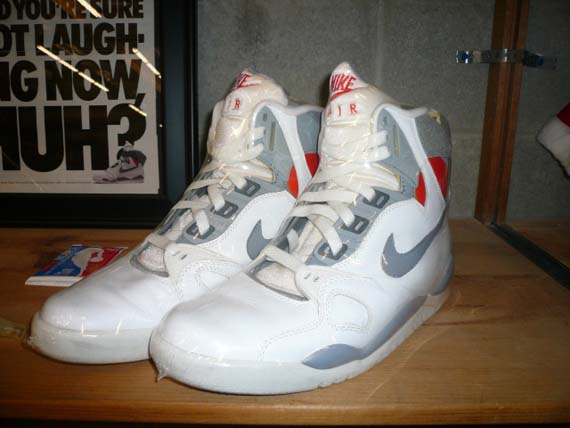 basket nike air vintage